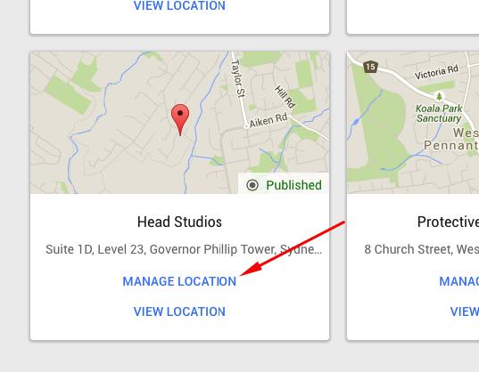select-google-page